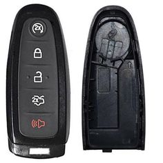 2011 - 2015 Ford Lincoln Smart Key Shell