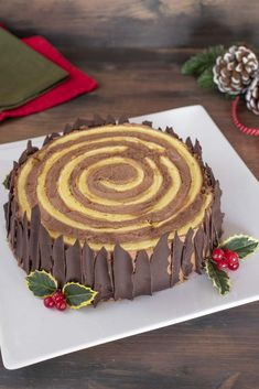 Affogato, Torte Cake, Christmas Desserts, Food Design, Birthday Wishes, Cake Recipes, Buffet, Cheesecake, Food And Drink