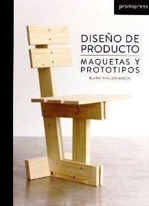 Hallgrimsson, B. Diseño de producto:maquetas y prototipos / Bjarki Hallgrimsson. -- Barcelona : Promopress, 2013 ISBN 9788492810529 http://absysnet.bbtk.ull.es/cgi-bin/abnetopac01?TITN=486577