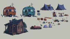 Prop Art for shelved game by DerekLaufman.deviantart.com on @deviantART