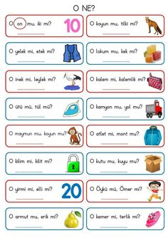 Reading Passages, Reading Comprehension, Turkish Lessons, Learn Turkish Language, Speech And Language, Kindergarten, Homeschool, Classroom, Activities