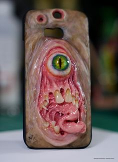 Gore Phone Case by Morgans Mutations