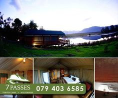 What better way to start a new week with the sound of birds singing and the smell of the great outdoor in our luxury tents at #7Passes. To book your accommodation, contact us on 079 403 6585.