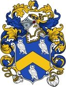 Appleyard Family Shield - Coat of Arms - English / Welsh #apparel #gifts #glassware #embroideries #prints #history #gift #scrolls #mugs #steins #flags #family #reunion #wine #glasses #genealogy #code of arms #shield #mousepads #shirts #t-shirts #jpeg