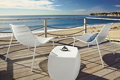 Soleil Outdoor Lounge Chair - EMU Italian Modern Outdoor Furniture - Modern Outdoor Furniture - Room & Board