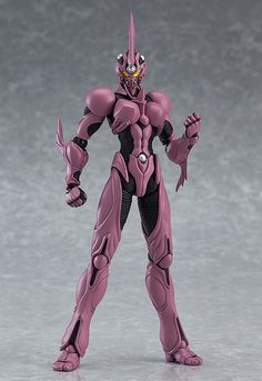 Good Smile Company — The female Guyver Unit adapted into figma form!...