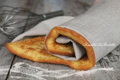 Pasta biscotto per rotoli, ricetta base