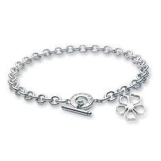 Tiffany Jewelry : Love four leaf clovers!