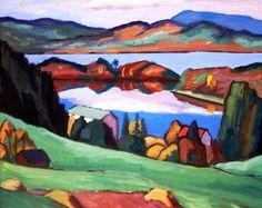 Arte!: Gabriele Münter, a German expressionist