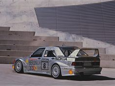 Mercedes Benz AMG 40th Anniversary 190E 2.5 16 Evolution II DTM