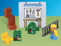 3284-1: Bob's Busy Day | Brickset: LEGO set guide and database