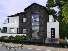 The Legacy 08 house by Trustime - Sims 3 Downloads CC Caboodle