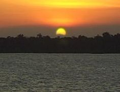 Sunset on the Amazon River. Filmed from aboard Black Watch  - CLICK ON THE PICTURE TO WATCH THE VIDEO Amazon River, The Visitors, Watch Video, Video Clip, Sunset, Film, Pictures, Outdoor, Black