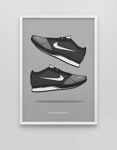 Image of ★ NEW! ★ <br>Flyknit Black/White