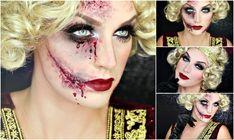 2 Looks! Dramatic Flapper Girl + Zombie Flapper Girl