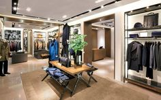 Burberry flagship store at Pacific Place, Hong Kong