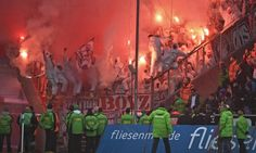 Köln v Gladbach is a historic German derby, but the chaotic scenes on Karneval weekend – including 30 Köln fans storming the pitch in boiler suits – has brought back memories the club are keen to forget Derby, Past, Football, Seasons, Classic, Past Tense, Futbol, American Football, Seasons Of The Year