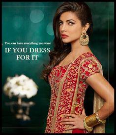 Priyanka Chopra Latest Party Wear Dresses 2014 15 For Girls