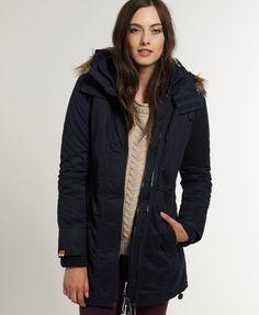 Superdry Hooded Super Windcheater - Women's Jackets & Coats
