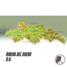 Ribera del Duero is one of the top appellations in Spain for red wines with Rioja and Priorat. The main grape used is Tempranillo although Cabernet Sauvignon Merlot and Malbec are also found in Bordeaux-style blends. In general their wines have deep color medium to full body and mature wild berries notes. Perfect for bbq and meats in general but once you start tasting them you'll fall in love with them for other pairings and moments.  Pic by @riberadelduero