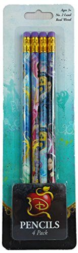 Disney Descendants Pencils (8 Pack)