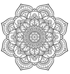 Mandala Art Coloring Pages Free Online Printable Sheets For Kids Get The Latest Images Favorite