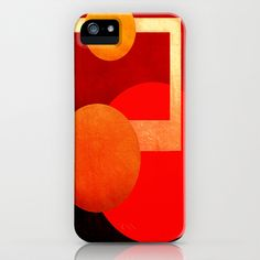 Formes 15 iPhone & iPod Case by ganech - $35.00