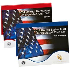 The set of 2014 United States Mint Uncirculated coins were absolutely beautiful and just what I expected them to be.  The packaging wasclean and the coins were perfect.