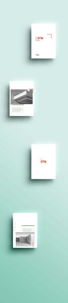 STN mx on Behance