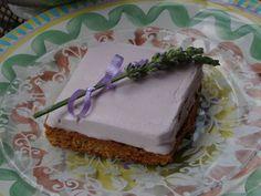 Mountain Breaths: Ice Cream Social - Lavender Cookie Bars