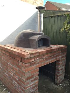 Oven on