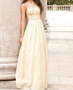 #261 The Elegant Long Dress – Dresses Up