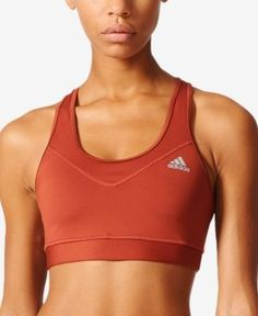 7d3aaf0847 adidas Techfit ClimaCool® Mid-Impact Sports Bra Women - Tops - Macy s