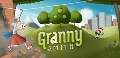 Crash through buildings and zip line with a cane in Granny Smith [App of the Day] - http://www.aivanet.com/2014/05/crash-through-buildings-and-zip-line-with-a-cane-in-granny-smith-app-of-the-day/