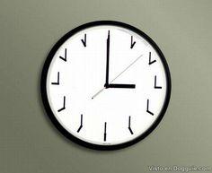 relojes raros creativos