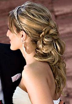 wedding hair-diane wedding