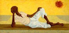 Clovis Graciano - Homem no Campo Amarelo