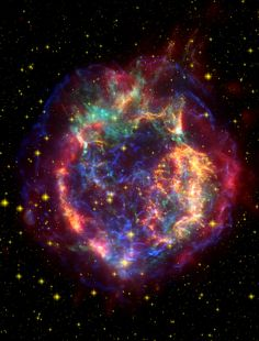 Super Nova Cassiopiea A Cassiopeia A is a supernova remnant in the constellation Cassiopeia and the brightest extrasolar radio source in the...