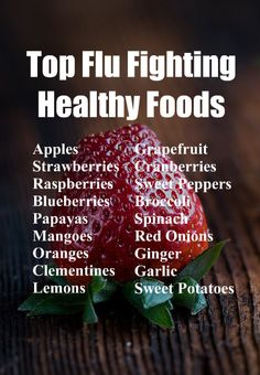 Top Flu Fighting Foods: Apples, Strawberries, Raspberries, Blueberries, Papayas, Mangoes, Oranges, Clementines, Lemons, Grapefruit, Cranberries, Sweet Peppers, Broccoli, Spinach, Red Onions, Ginger, Garlic, Sweet Potatoes. Learn about the antioxidant health benefits of alkaline rich Kangen Water that neutralizes free radicals that cause oxidative stress which can lead to many health issues, such as the flu. #Antioxidant #Health #Benefits
