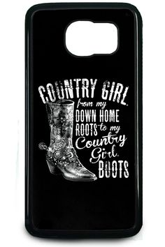 Country Girl Store - Country Girl® Down Home Roots Samsung Galaxy S6 Case/Cover, $19.95 (http://www.countrygirlstore.com/accessories/phone-cases/country-girl-down-home-roots-samsung-galaxy-s6-case-cover/)