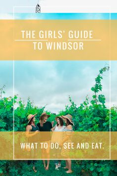 Heading to Windsor for a girls' trip? We've put together a weekend guide with 9 fun things to do in Windsor Canada. Ontario City, Ontario Travel, Weekend Trips, Weekend Getaways, Windsor Canada, London England Travel, Stuff To Do, Things To Do, Girls Weekend