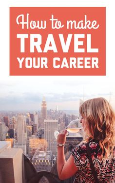 How to make travel your career / A Globe Well Travelled Family Vacation Destinations, Travel Destinations, Dream Vacations, Travel Jobs, Travel Plan, Travel Guide, Travel Info, Travel Packing, Online Travel Agent