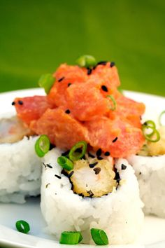 Unicorn Roll - Sushi Day - Sushiday.com