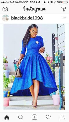 Absolutely beautiful at the party. African Print Dresses, African Print Fashion, African Fashion Dresses, African Dress, African Attire, African Wear, African Women, Casual Chique, African Traditional Dresses