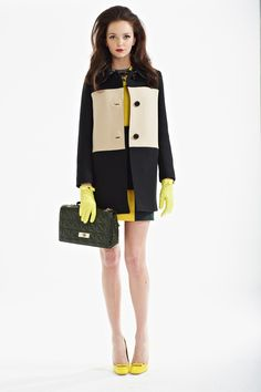 killer coat  Kate Spade New York Fall 2013 Ready-to-Wear Collection Slideshow on Style.com
