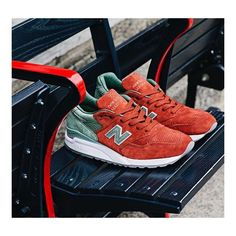 """""""City Rivals-Boston"""" @newbalance x @cncpts in store & online. #colette #newbalance #concepts"""