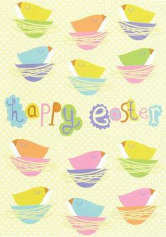 print & pattern: EASTER 2012 - paperchase
