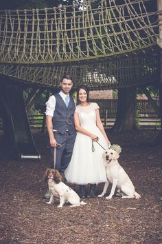 Bring the dogs! Image by Victoria Edwards Photography