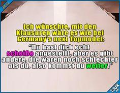 Das wär was für mich! #GermanysNextTopmodel #GNTM #GNTM2017 #Schule #Studium #lustig #Humor