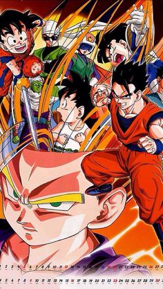 Dragon Ball Z | Son Gohan | SSJ | Anime